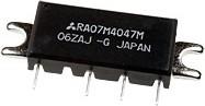 Фото 1/2 RA07M4047M-101, 400-470 MHz 7W 7.2v