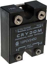 Фото 1/3 10PCV2450, Контроллер мощности 50А/240VAC
