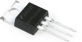 Фото 1/3 RFP50N06, Транзистор, N-канал 60В 50А [TO-220AB]