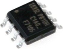IRF7105PBF, Транзисто, N/P-каналы 25В 3.5А/-2.3А [SO-8]