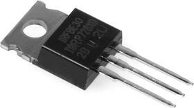 Фото 1/3 IRFBE30PBF, Транзистор, N-канал 800В 4.1А [TO-220AB]