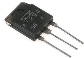 Фото 1/2 2SA1294, Транзистор PNP 230В 15А [TO-3P]