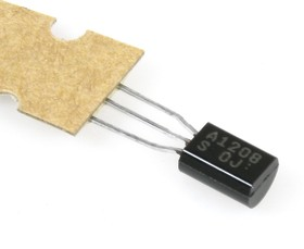 2SA1208, Транзистор PNP 180В 0.07А [TO92MOD]