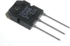 2SC5198-O(Q), Транзистор NPN 140 В 10 А [2-16C1A] | купить в розницу и оптом