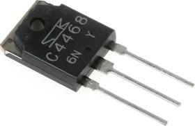 2SC4468, Транзистор NPN 140 В 10 А [TO-3P]