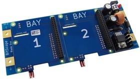 BB02B, Дочерняя плата, Bitscope Blade DUO, решение с монтажом на стену или в стойку, Raspberry Pi 3/2/B+/A+