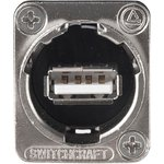EHUSBAAX, USB ADAPTER, 2.0 TYPE A-TYPE A, RCPT