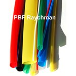 PBF D:8/2 мм (черная), Трубка термоусадочная (1м)