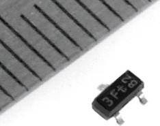 Фото 1/2 BC857B.215, Транзистор PNP 45В 0.1А 300мГц 0.33Вт [SOT-23]