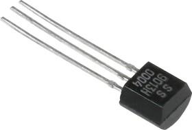 SS9013HTA, Транзистор NPN 20В 500мА 625мВт [TO-92]