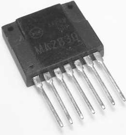 MA2830, ШИМ-контроллер
