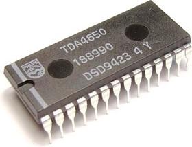 TDA4650, Процессор обработки сигналов, мультистандартный декодер цвета