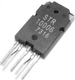 STR10006, Микросхема импульсных источников питания, бытовая электроника