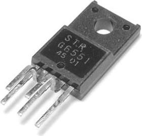 STRG6551, Импульсный регулятор напряжения, бытовая электроника