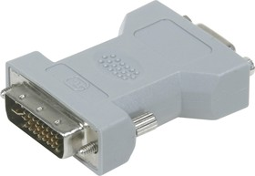 Фото 1/2 BW1474, Адаптер (переходник) VGA/SVGA розетка / DVI-I вилка