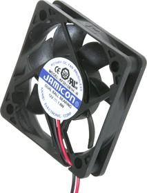 KF0510B1H, Вентилятор 12В, 50х50х10мм, подшипник качения