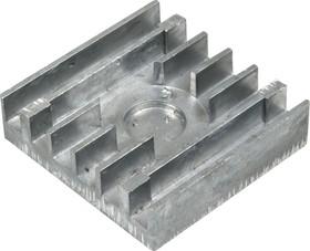 Р262, Радиатор ребристый 60(63)х60х17мм