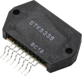 STK5338, Регулятор напряжения, VTR