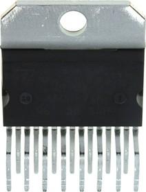 Фото 1/3 L4970A, Стабилизатор напряжения импульсный 5.1...40В, 2%, 10A, (-40...+120C), [Multiwatt15V]