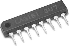 LA3161, Двухканальный малошумящий предварительный аудиоусилитель obs