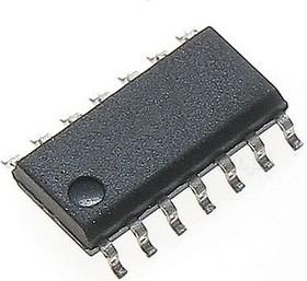 FAN7383MX, Драйвер MOSFET/IGBT, полумостовой [SOP-14]
