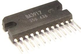 BA3917, Многоканальный стабилизатор напряжения для кассетных автомагнитол