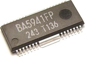 BA5941FP, 4-х канальный драйвер привода CD/DVD