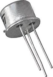 КТ505А (BFT1913), Транзистор PNP, среднечастотный, большой мощности, TO-39 (КТ-2)