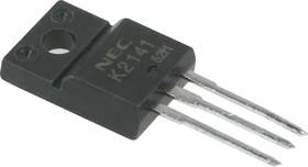2SK2141, Транзистор, N-канал [TO-220F]