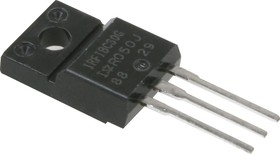 Фото 1/2 IRFIBC30GPBF, Транзистор, N-канал 600В 2.5А [TO-220FP]