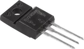 BUZ90AF, Транзистор, SIPMOS, N-канал 600В 4А 2Ом [TO-220F]