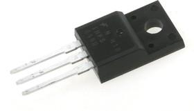 IRFS640B, Транзистор, N-канал 200В 18А [TO-220F]
