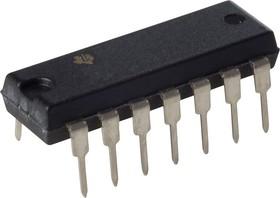 LA4112, Одноканальный аудиоусилитель, 2.7Вт, 12В, 15мА, 68дБ
