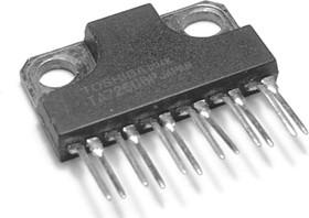 TA7250BP, Мостовой одноканальный усилитель мощности звука, 30Вт, 2 Ом, 13.2В, 50…20000Гц