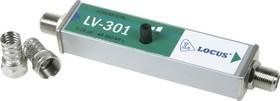 LV-301, Усилитель антенный с регулировкой, МВ/ДМВ