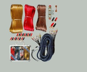 7-630, Набор для установки 4 канального усилителя (тройное экранирование)