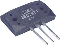 2SC2921, Мощный биполярный NPN транзистор, аудиоприложения