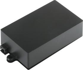 G1015, Корпус для РЭА 72х44х22мм, пластик, черный