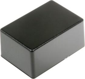 Фото 1/2 G1031B, Корпус для РЭА 64х44х32мм, пластик, черный