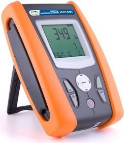 АКИП-8701, Измеритель сопротивления заземления + вольтметр ,0-460V