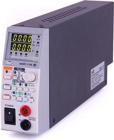 АКИП-1105, Источник питания программируемый импульсный, 0-16V-5A, 0-27V-3A,0-30V-2.2A (Госреестр)