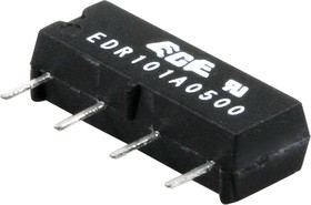 Фото 1/2 EDR101A0500 (Z), Реле герконовое 5V / 1A,100V