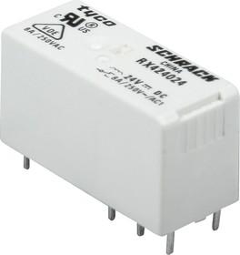 3-1415504-1 (RX424024), Реле 24VDC 2пер. 8A/250VAC (OBSOLETE)