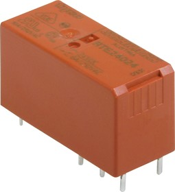 1-1393243-0 (RTE24024), Реле 24VDC 2пер. 8A/250VAC