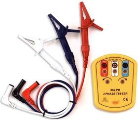 862 PR, Измеритель порядка чередования фаз | купить в розницу и оптом