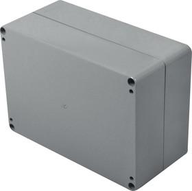 Фото 1/3 G340, Корпус для РЭА 171х121х80 мм, пластик, темно-серый