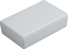 Фото 1/3 G1200G, Корпус для РЭА 92х57х25.4мм, пластик, серый