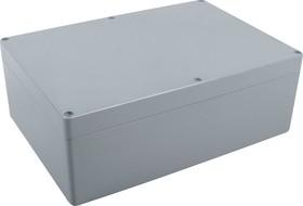 G378, Корпус для РЭА 265х185х95 мм, пластик, темно-серый