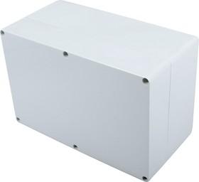 G2025, Корпус для РЭА 240х160х120, пластик, светло-серый
