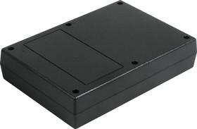Фото 1/2 G1208B, Корпус для РЭА 174.5х123.6х38мм, пластик, черный